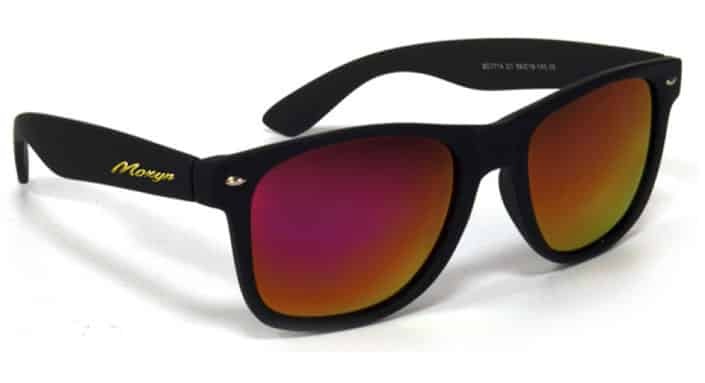 MOXYN - gafas de sol polarizadas Negra handle pass - Sunglasses