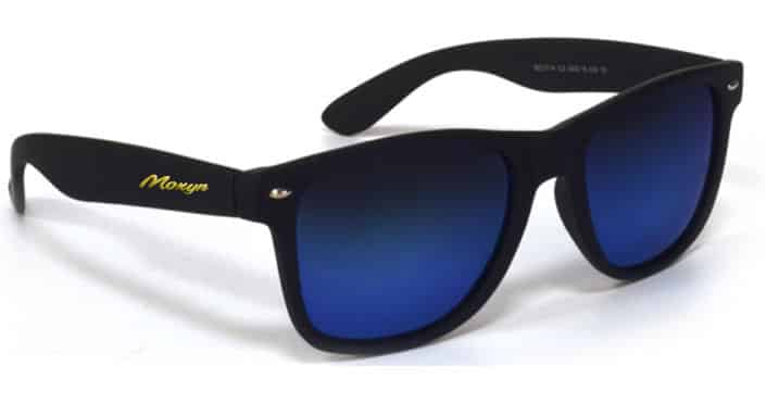 MOXYN - gafas de sol polarizadas Negra kite 313 - Sunglasses